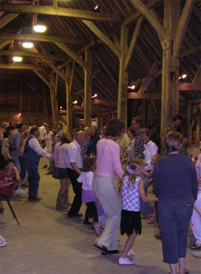 Hogs Back Band Your Barn Dance English Ceilidh Band For